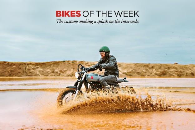 Custom Bikes of the Week: 8 November, 2015