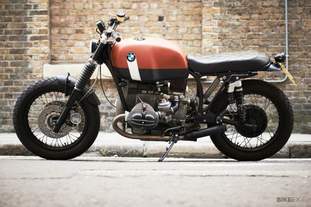 BMW R100 RS by Untitled Motorcycles
