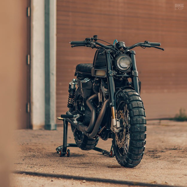 Cohn Racers' Harley XR1200X is ready to play dirty | Bike EXIF
