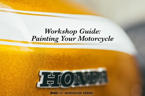 How To Build A Motorcycle on Bike EXIF
