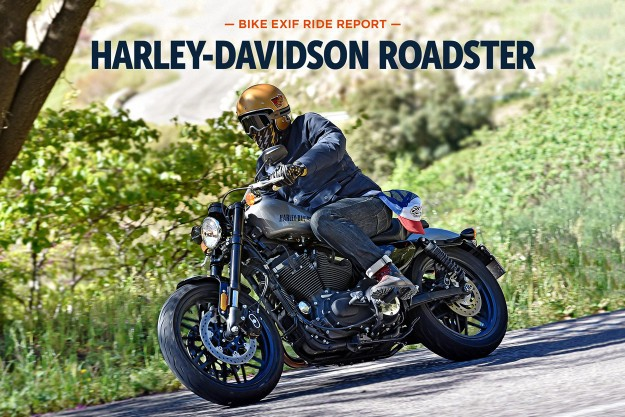 Review: The New Harley-Davidson Roadster