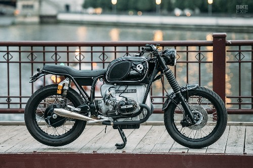 A 21st century update for the classic BMW R90/6 | Bike EXIF