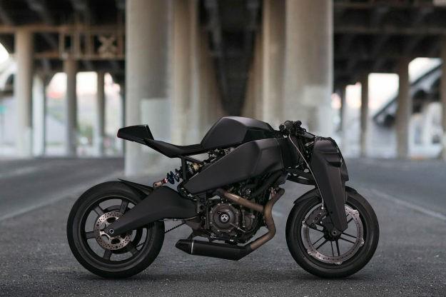 The Ronin 47: If Batman rode a Buell 1125