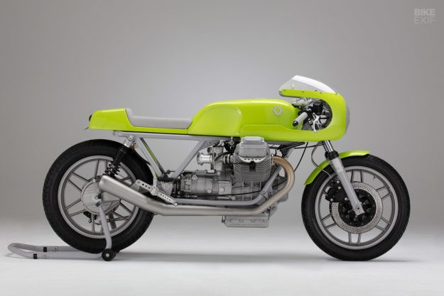 Lean, mean and green: A new Le Mans from Kaffeemaschine