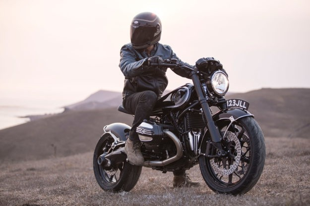 Blast From The Past: A BMW R nineT inspired by the 1936 R5