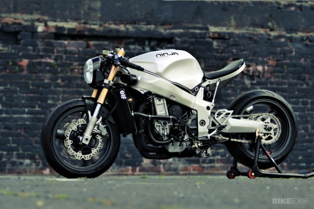 Ninja 750 by Huge Design