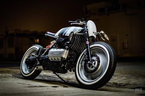 Baltic Brawler: A BMW K1100 from Vilnius Moto House | Bike EXIF