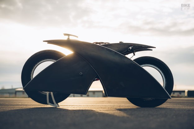 Racer-X: Testing the limits of electric motorcycle design