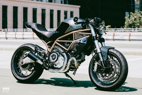 Basic Instinct: A Ducati Monster 797 from Hong Kong   Bike EXIF