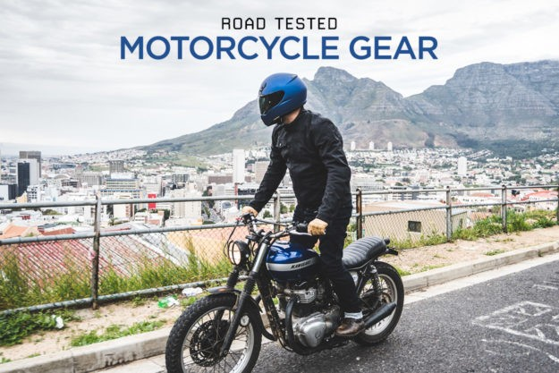 Road tested: Gear from Aether, Saint and Shoei