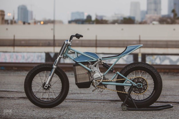 An electric flat tracker rises from the ashes of Alta