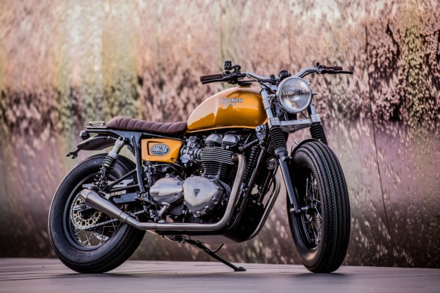 Down & Out Cafe Racers Triumph Thruxton