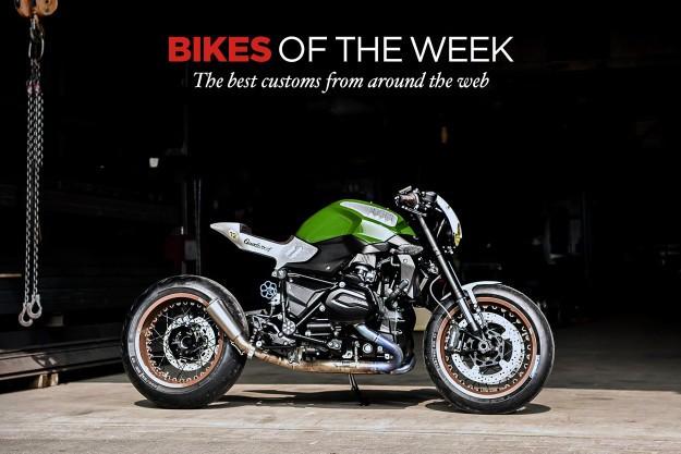 Custom Bikes Of The Week: 24 April, 2016