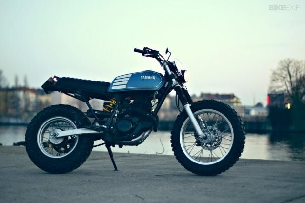 Herr Funk's Yamaha TW125