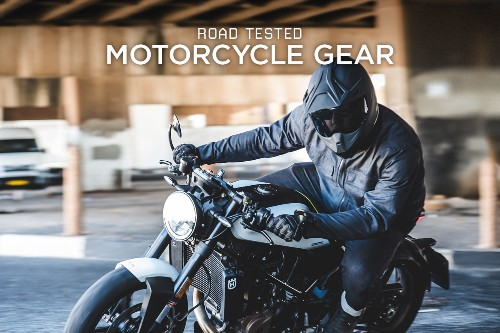 Road Tested: Gear from Icon 1000, REV'IT! and Saint | Bike EXIF