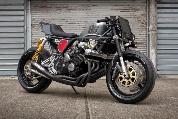 Road Bomber: Bad Seeds' brutal Honda CBX