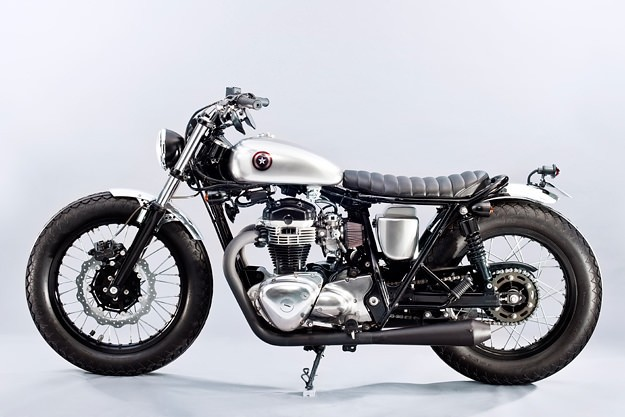Kawasaki W650 by Max Power