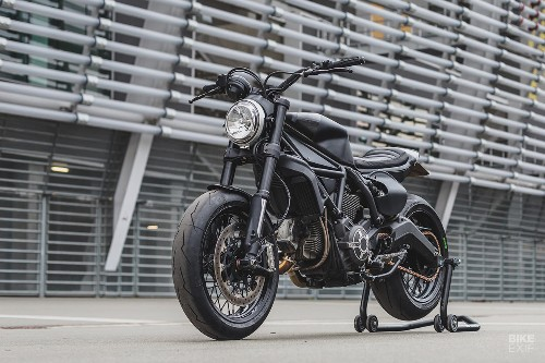 Hot swap: A plug 'n' play Ducati Scrambler kit | Bike EXIF