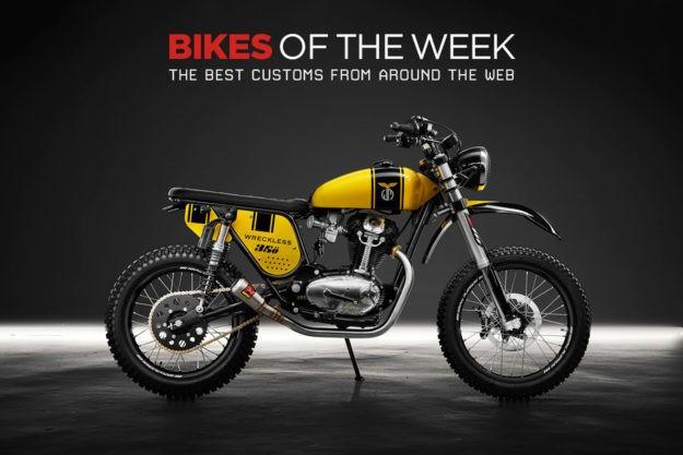 Custom Bikes Of The Week: 12 August, 2018