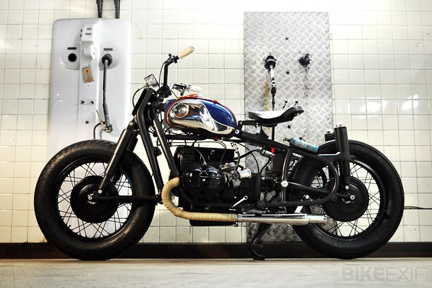 BMW R60/2 by Blitz Motorcycles