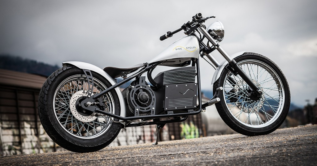 Are we ready for an electric chopper?