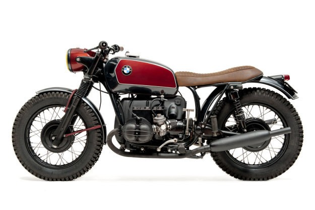 Recall: A BMW R75 dressed to kill