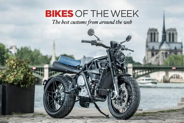 Custom Bikes of the Week: 17 January, 2016
