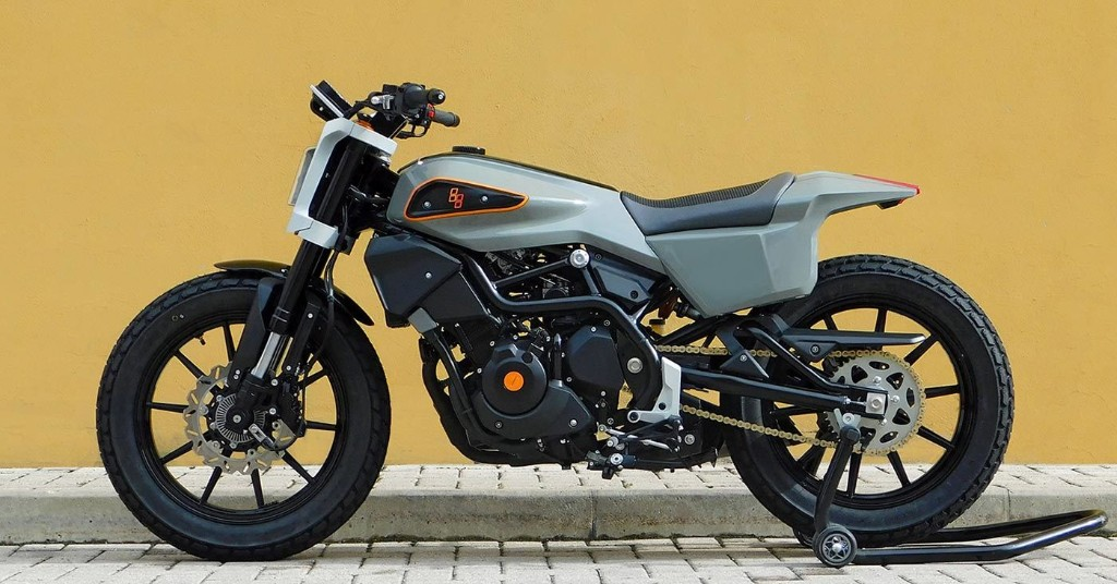 XR338: The compact street tracker that Harley needs