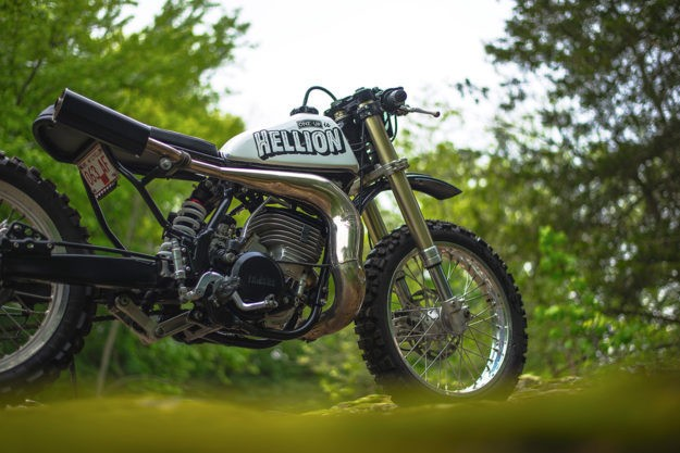 Hellion: An Off-The-Wall Yamaha WR500