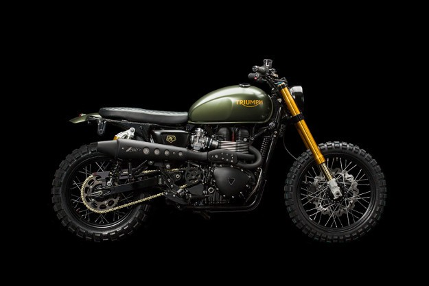 The Hunter: A Scrambler With Extra Firepower