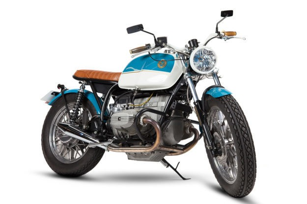 Salvage Job: Maria Motorcycles rescues a BMW R100 RS