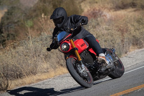 Review: Riding the (frankly bonkers) Arch KRGT-1 | Bike EXIF