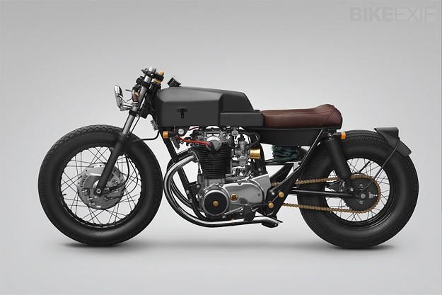 Yamaha XS650 by Thrive Motorcycle
