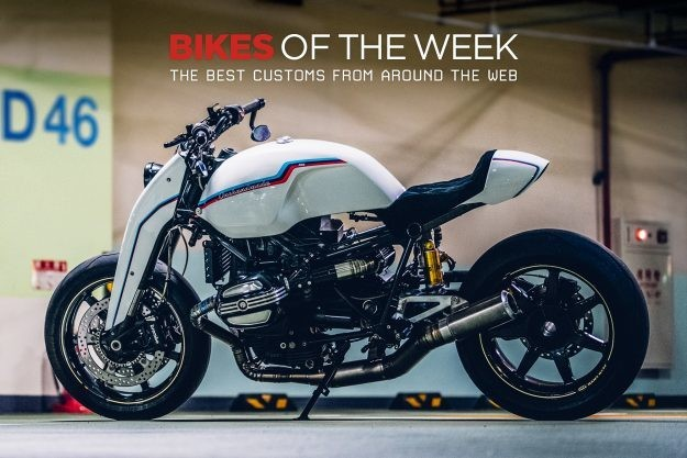 Custom Bikes Of The Week: 30 September, 2018
