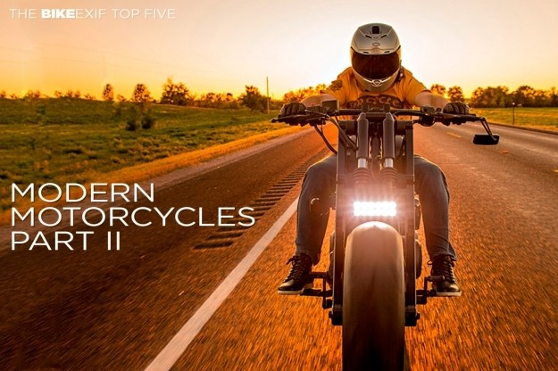Top 5 Modern Motorcycles Part II