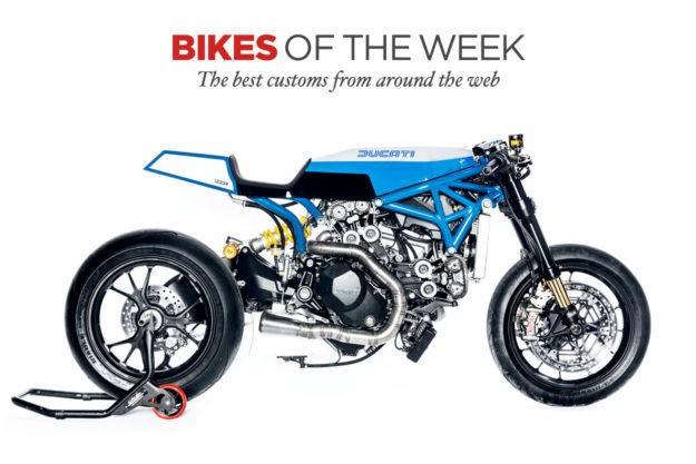 Custom Bikes Of The Week: 23 October, 2016