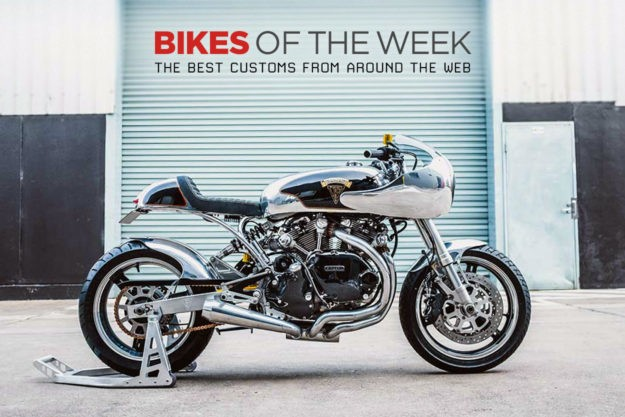 Custom Bikes Of The Week: 19 May, 2019