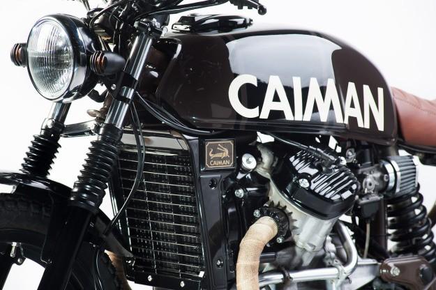 Urban Scrambler: Caiman's Honda CX500