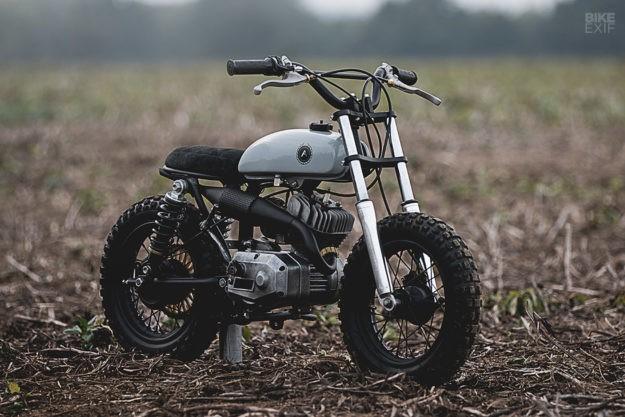 The Most Stylish Mini Bike Ever: Auto Fabrica's Type 0.1