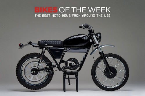 Custom Bikes Of The Week: 18 August, 2019 | Bike EXIF