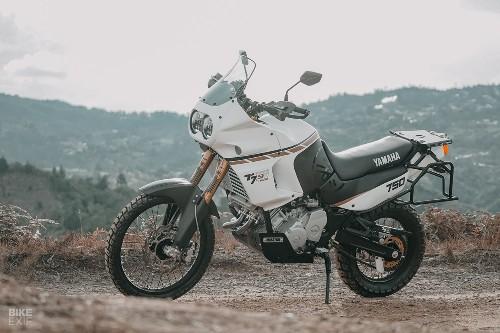 Super Duper Ténéré: A Yamaha XTZ 750 from Colombia