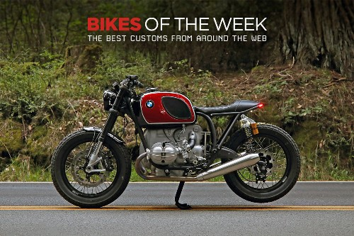 Custom Bikes Of The Week: 8 September, 2019 | Bike EXIF