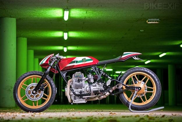 Moto Guzzi V50 by Rno Cycles
