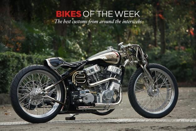 Custom Bikes of the Week: 1 November, 2015