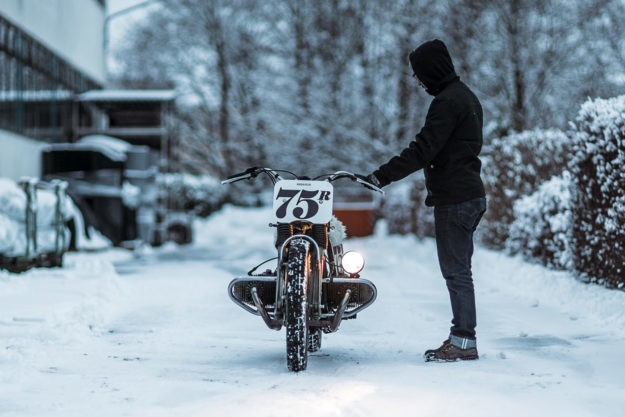 All About The Patina: Nico Mueller's BMW R75/5