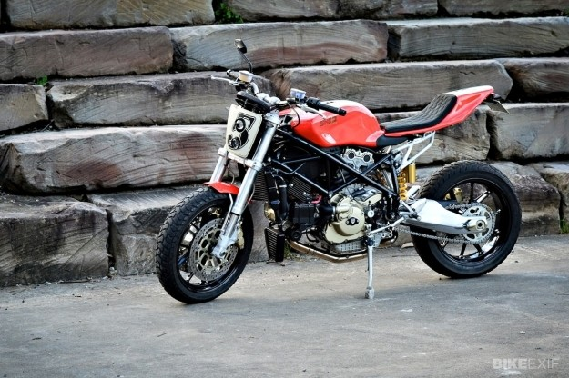 Ducati 749 by Shed-X