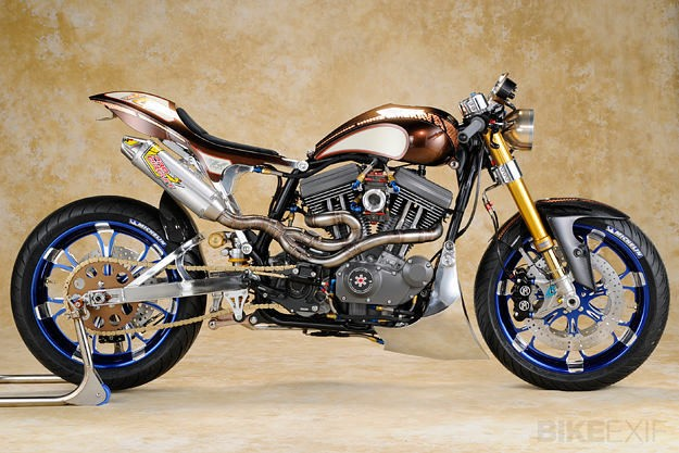 Harley Sportster by Asterisk