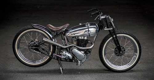 This BSA went from box of bits to the Brooklyn Invitational