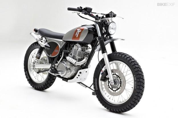 2015 Yamaha SR400 by Palhegyi Design
