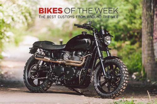 Custom Bikes Of The Week: 25 August, 2019 | Bike EXIF